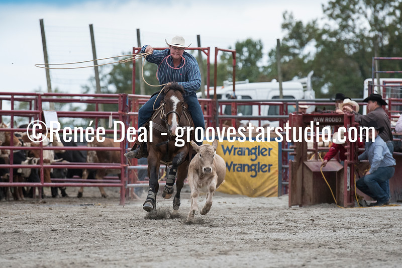 DSC_4848- Willowdale Pro Rodeo 10 14 17- Tie Down Roping- Ty Rumford- 2nd pl 14 0 sec and All Around Cowboy