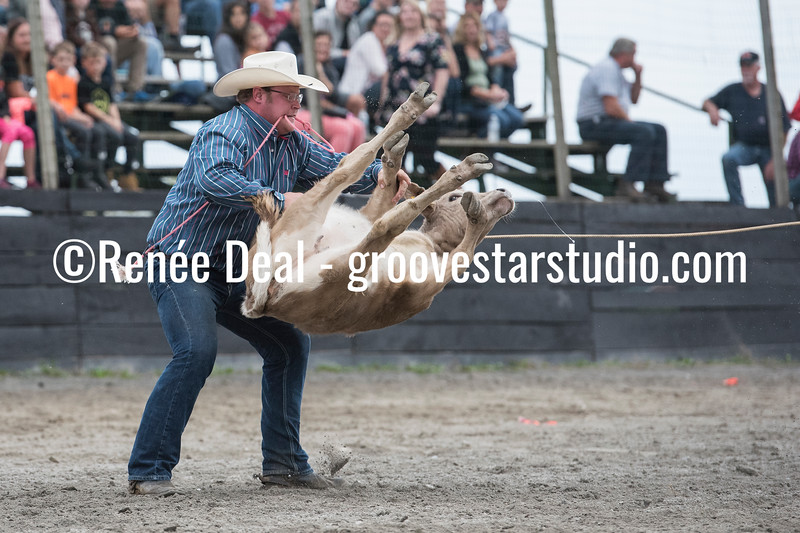 DSC_4857- Willowdale Pro Rodeo 10 14 17- Tie Down Roping- Ty Rumford- 2nd pl 14 0 sec and All Around Cowboy