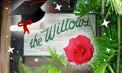 Willows -Jinaelle's Grad Party!
