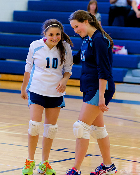 Willows academy  HS Volleyball 9-2014 13