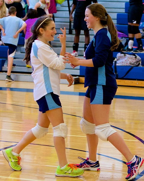 Willows academy  HS Volleyball 9-2014 20