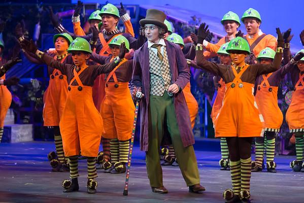 Willy Wonka 2014