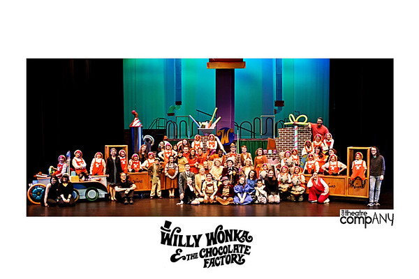 Willy Wonka Cast Picture Day 5-20-17