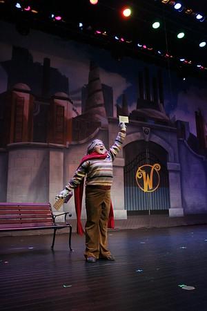 Willy Wonka Dress Rehearsal 5-17-17