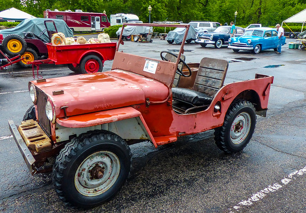 25th Midwest Willys Reunion; May 2017