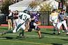 Saturday, November 12, 2005 - Wilmington College Quakers at Capital University Crusaders
