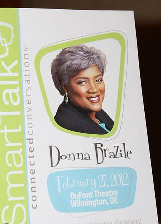 February 27 - Donna Brazile      photos by dorey nomiyama photography dahzee@aol.com