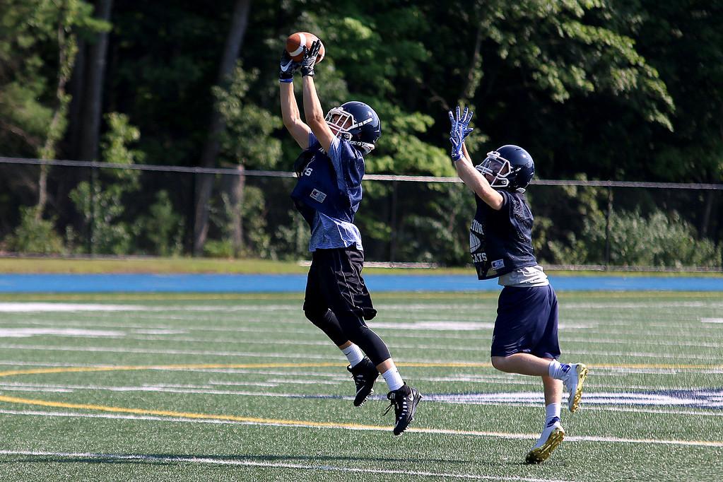 Photos Wilmington High Schools Football Practice The Sun Lowell