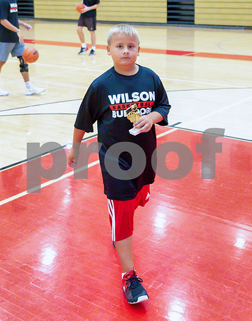 Wilson Basketball Camp 2018