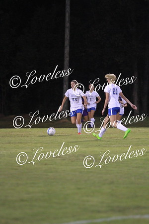 Girls Soccer vs Smyrna