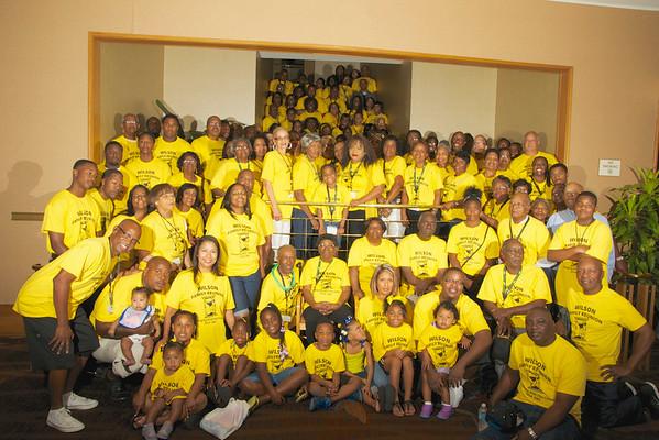 Wilson Family Reunion 2014 in Oklahoma City
