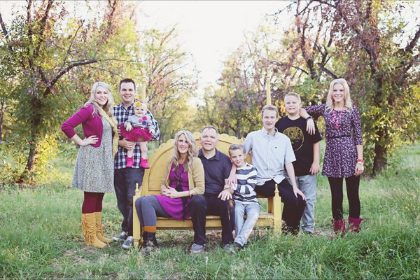 Wilson Family Pictures 2014