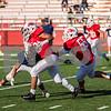 Wilson Football JV 10-16-17-3119