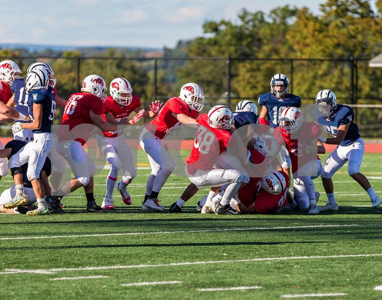 Wilson Football JV 10-16-17-2992