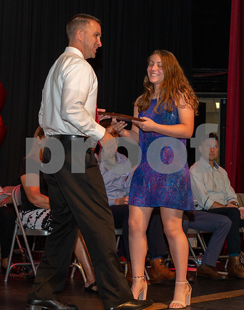 Wilson Sports awards banquet 5-25-18