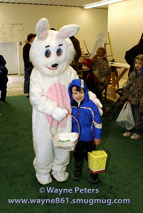 Take my picture with the Easter Bunny!