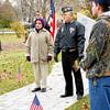 Veteran's Day 2008 in Wilson, NY