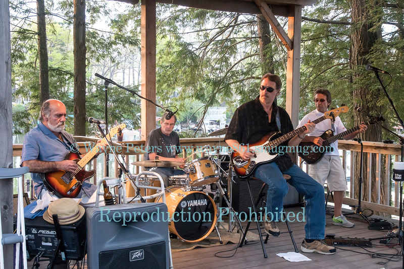 Speedy Parker at Sunset Bar & Grill for Blue Wednesday, May 25, 2016.