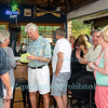 Dick Calhoon's 87th Birthday Party at Sunset Grill, August 21, 2013.