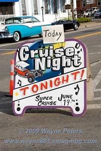 Wilson Super Cruise 2009