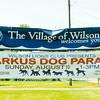 The 2014 Barkus Dog Parade in Wilson, NY.