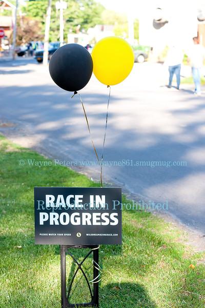 Wilson's Amazing Race, June 10, 2016 in Wilson, NY.