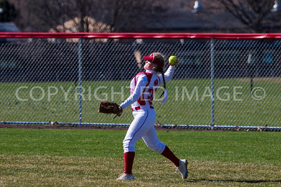 Wilson's Girls Softball