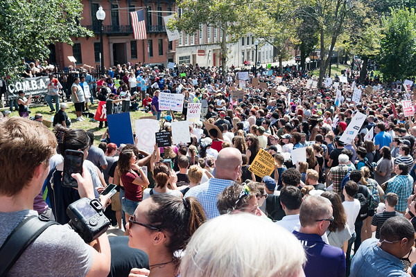 Boston Anti-Hate Rally