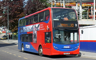 1541 - HJ63JKE - Bournemouth (Gervis Place)