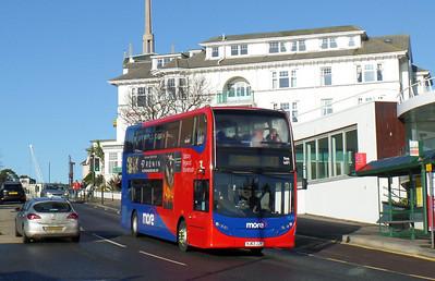 1539 - HJ63JJY - Bournemouth (Pier) - 11.1.14