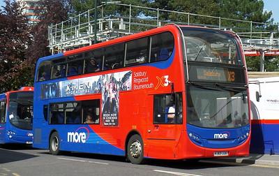1536 - HJ63JJU - Bournemouth (Gervis Place)