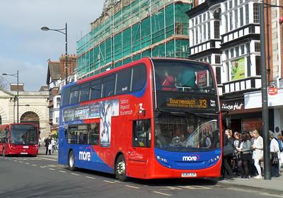 1539 - HJ63JJY - Salisbury (Blue Boar Row)