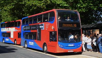 1540 - HJ63JJZ - Ringwood (Meeting House Lane)