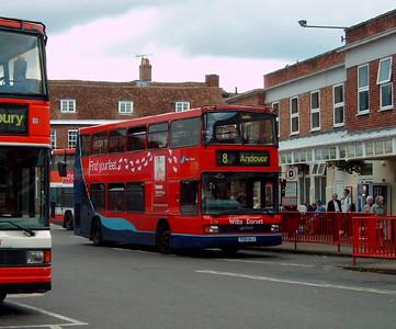 1658 - T158ALJ - Salisbury (bus station) - 26.08.06