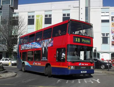 1661 - W161RFX - Poole (Kingland Rd) - 19.3.11