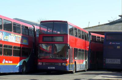 1658 - T158ALJ - Lymington (depot) - 20.2.14