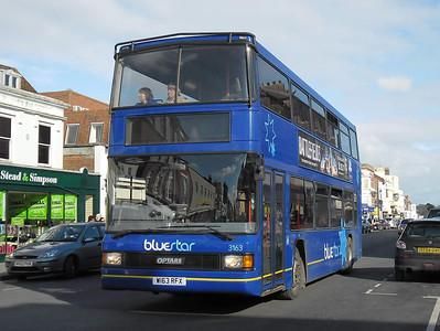 1663 - W163RFX - Lymington (town centre) - 15.2.12