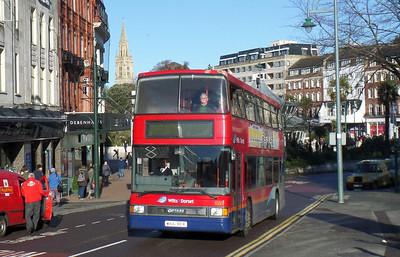 1666 - W166RFX - Bournemouth (Gervis Place) - 11.1.14