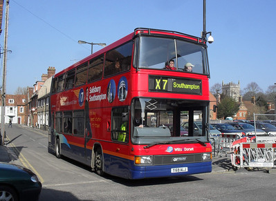 1659 - T159ALJ - Salisbury (Rollestone St) - 4.3.11