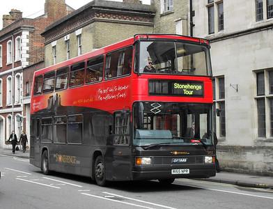 1655 - R155NPR - Salisbury (Castle St) - 24.3.10
