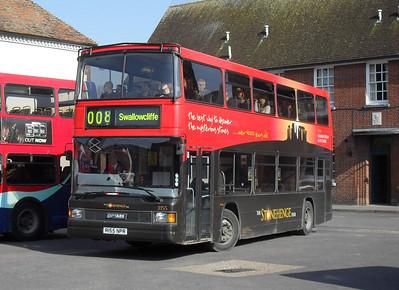 1655 - R155NPR - Salisbury (bus station) - 4.3.11