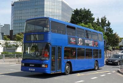 1663 - W163RFX - Poole (Kingland Road)
