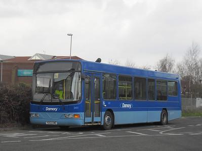 3411 - YG52CME - Poole (bus depot) - 4.4.12