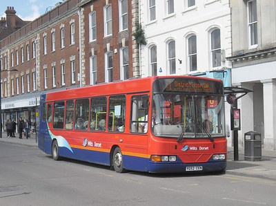 3406 - YG52CEN - Salisbury (Blue Boar Row) - 13.4.12
