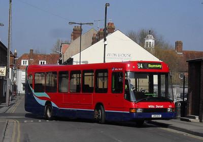 503 - J45GCX - Salisbury (Rollestone St) - 4.3.11