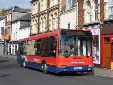 506 - T186AUA - Salisbury (Fisherton St) - 10.3.12