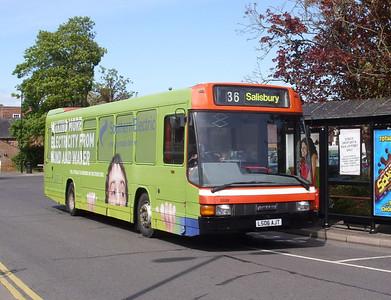 3506 - L506AJT - Romsey - 29.4.09