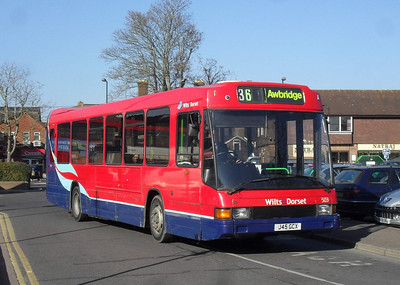 503 - J45GCX - Romsey - 7.3.11
