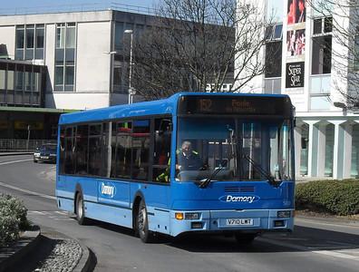 508 - V710LWT - Poole (Kingland Rd) - 19.3.11