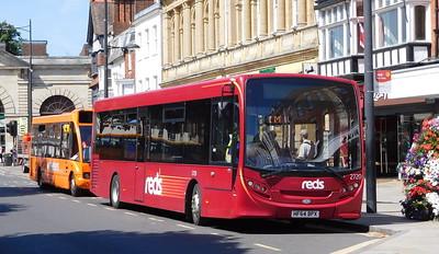 2720 - HF64BPX - Salisbury (Blue Boar Row)